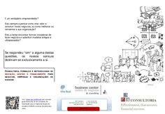 The business model CANVAS by SPA Consultoria by Cristina Coelho via slideshare TELA EM PORTUGUÊS