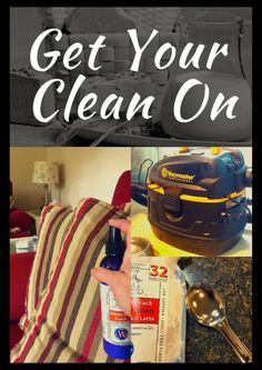 Get Your Clean On
