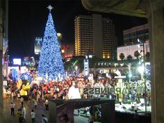 Best Place To Celebrate Christmas in Bangkok Thailand