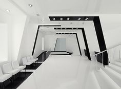 2001 Space Odyssey? Interior Designs – through the Legacy to Dreams