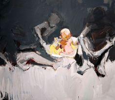 The Shore by Vladimir Semenskiy, via Behance