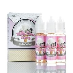 Cookies N' Cream by Milky Cones Vapory - 45mL - Cookies N' Cream Ice Cream by Milky Cones Vapory consists of a rich waffle cone with nuances of cookies crumble with delicate notes of cream for an exceptionally balanced flavor that caters to any palette. From the makers of KILO E-Liquid.Cookies N' Cream by Milky Cones Vapory Features:Three 15mL Chubby Gorilla BottleDropper In Bottle70% VG30% PGMade in USAAvailable Nicotine: 0mg, 3mg, 6mgCALIFORNIA PROPOSITION 65 - Warning: This product…