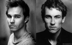 May I present Alex & Jack Randall. Brothers. Yeah, Close enough. Wow…