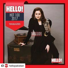 Hania Aamir : #HaniaAamir Aray wah! @Repost @hellopakistan (@get_repost)  Quite the millennial hipster  her Instagram account can vouch for that.In this months issue of @hellopakistan #haniaamir makes it to our #trailblazers list. Hania Aamir actually started out in a pretty traditional role in the romantic film Janaan just last year. This year she appeared in Na Maloom Afraad 2 and has also been seen in numerous TVCs fashion campaigns and frankly all over Social Media  her fans love her…