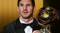 Messi eyes 5th consecutive award. He is the top player and deserves to win the award.