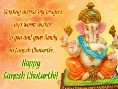 Happy Ganesh Chaturthi Whatsapp Status Ganesh Chaturthi Quotes, Ganesh Chaturthi Status, Happy Ganesh Chaturthi, Shri Ganesh, Lord Ganesha, Lord Shiva, Hindu Calendar, Festivals Of India, Elephant Head