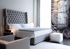 Doppelbetten | Schlafzimmermöbel | Thurman | Meridiani | Andrea. Check it out on Architonic