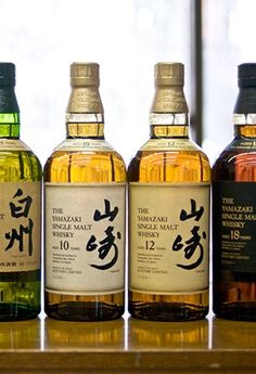 Raise a glass to Tokyo's must-try whisky bars.