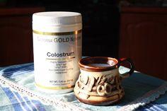 Молозиво - волшебный напиток для иммунитета. - Радость души и тела