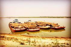 Go by public boat from Mandalay to Bagan. It's a one day trip with a very special angle on how people live at and with the Irrawaddy river. One Day Trip, Bagan, Mandalay, Countries Of The World, Travel Inspiration, Public, River, Country, People