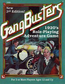 "Gangbusters ""3rd Edition"""