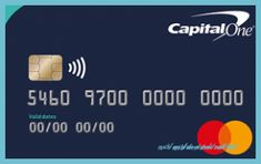 Capital One Platinum Credit Card, sometimes referred to as just the One Card, is an unsecured credit card. Credit cards that are unsecured carry higher interest rates than secured credit cards. Unsecured means there is no security or credit check...