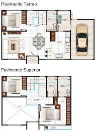 Resultado de imagem para planta de casas com 4 quartos com suite e closet