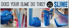 Does your slime recipe do this