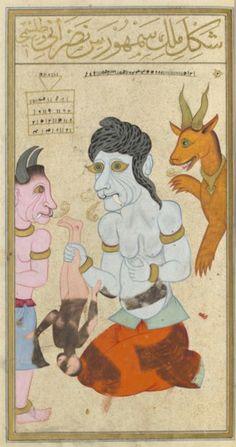 Malik Shemhuresh - shayatin lord Jupiter and Thursday.