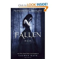 Fallen, book 1 in series