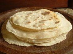 Tortilhas de farinha de trigo - Veja mais em: http://www.cybercook.com.br/receita-de-tortilhas-de-farinha-de-trigo.html?codigo=73761