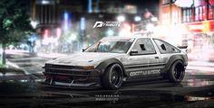 Speedhunters Need for speed tribute Ae86 trueno by yasiddesign on DeviantArt