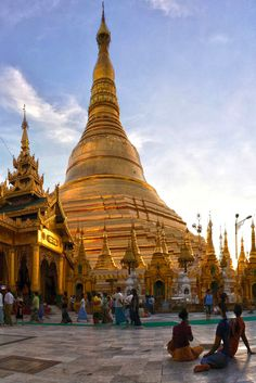 A most sacred destination. Our Best of tour explores the boundless temples of Green Landscape, Bagan, Burj Khalifa, Real People, Us Travel, Temples, Bangkok, Real Life, The Incredibles