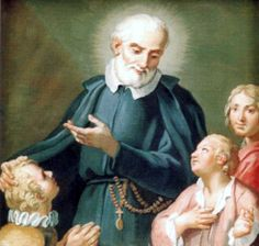 St. Philip wished his spiritual children to serve God, like the first Christians, in gladness of heart. He said such was the true filial spirit, expanding the soul, giving it liberty and perfection in action, power over temptations, and aid towards its final perseverance. #Catholic #Pray