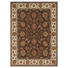 Found it at Wayfair - Maple Brown & Beige Rughttp://www.wayfair.com/daily-sales/p/Timeless-Designs%3A-Area-Rugs-Maple-Brown-%26-Beige-Rug~LYH6066~E13860.html?refid=SBP.rBAZEVQ1v5dL51EULxEXApbs4nKirkz2ql54-SmPcZs