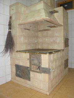 Podlaski piec kaflowy Wood, House, Outside Bars, Home Decor, Cooking Stove, Fire Pit, Pizza Oven Outdoor, Fireplace, Wood Burning Stove