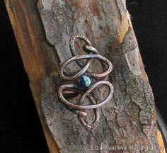 Кельтское кольцо, автор Лиза Кусилова.