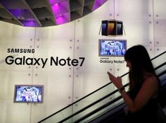 Samsung Electronics Co Ltd has suspended production of its Galaxy Note 7 smartphones following reports of fires in replacement devices, South Korea's Yonhap News Agency reported on Monday citing an unnamed source.