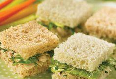 appetizers - tuna sandwich