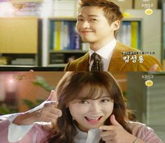 Office shenanigans seem to be the theme this season! I don't mind this especially when my Boss is Nam Goong Min. Or should I? I'll never have any work done. Heh. Nam Sang Mi joins him a…