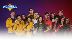Noobees Episodios Completos y Clips | Mundonick Latinoamérica Desktop Wallpapers Tumblr, Celebrities, People, Movie Posters, Feature Wallpaper, Club, Dreams, Best Series, Full Episodes