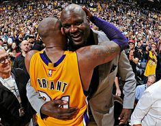 Kobe's last game: Shaquille challenged Kobe last night. and of course, Kobe rose to the occasion. Kobe Bryant Family, Kobe Bryant Nba, Shaq And Kobe, James Worthy, Kobe Bryant Pictures, Kobe Bryant Black Mamba, Basketball Teams, Basketball Quotes, Sports Teams