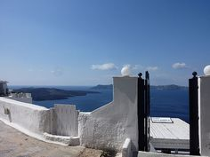 【Santorini, Greece】一切將藍白揮灑徹底的Santorini, Day 1 | Travelorbs