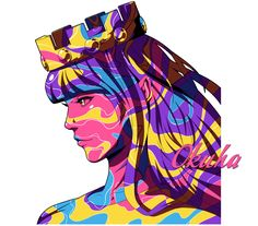 Clash of Colors on Behance