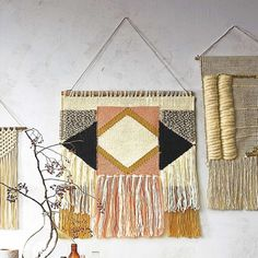Tissage mural – Cyrillus