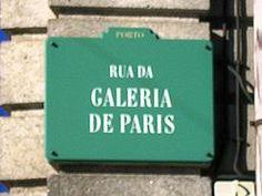 Rua da Galeria de Paris   oa (no 40) La Bohème resto Tapas