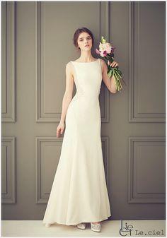 [웨딩드레스] 새로운 패러다임과 트렌드를 제시하는 르씨엘웨딩 Perfect Wedding Dress, White Wedding Dresses, Wedding Party Dresses, Bridal Dresses, Wedding Girl, Wedding Looks, Wedding Bride, Weeding Dress, Sweet Dress
