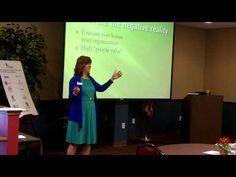 "Seasons of Leadership with Tracey C. Jones: Pruning -Embrace the Negative Reality. Tracey C. Jones talks about the importance of embracing the negative Reality as part of the ""Seasons of Leadership"" series at the Charlie ""T"" Jones Conference Center in Mechanicsburg, Pennsylvania."