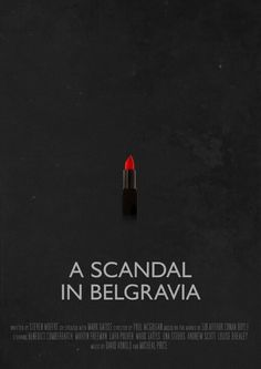 A scandal in belgvravia