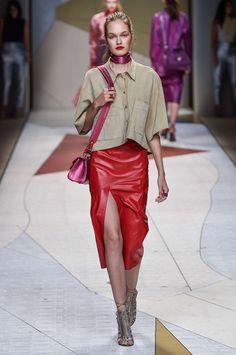 Trussardi Spring-Summer 2017, Womenswear - Fashion Week (#27188)
