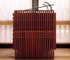 Mobiliario para el Museo del Prado. Madrid   allende arquitectos 1988