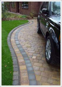 Good block paving designs on this website