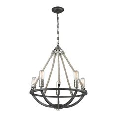 You'll love the Agridaki 5 Light Candle-Style Chandelier at Birch Lane - With Great Deals on all products and Free Shipping on most stuff, even the big stuff.