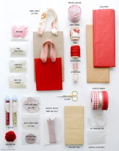 Gift Wrapping Kit 2 - Perfect Gift for crafty friends!!!