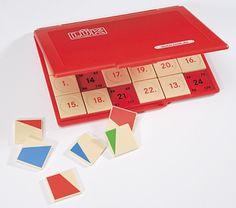 LÜK Kasten. I loved these. Montessori.