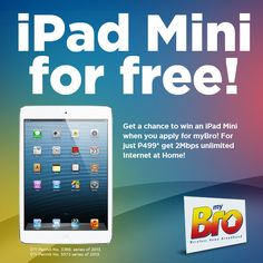 Make it a merrier Christmas w/ plan 999 at w/ high speed wireless internet + you can win an iPad mini! High Speed, Ipad Mini, Surfing, How To Apply, Internet, How To Plan, Christmas, Xmas, Surf