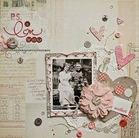 A Project by Diane Payne from our Scrapbooking Gallery originally submitted 02/12/13 at 11:55 PM
