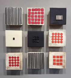Gallery One : Lori Katz Ceramic Design | Functional Dinnerware - Ceramic Wall Art