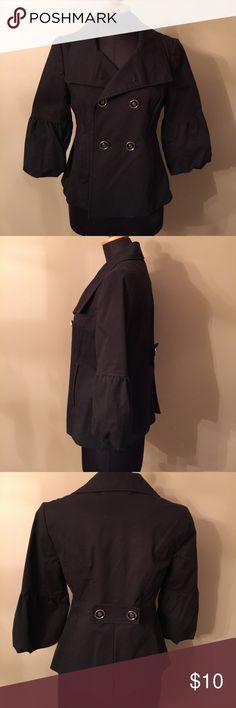 White/Black jacket Used. Good condition. Jackets & Coats