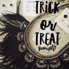 Trick or Treat isn't